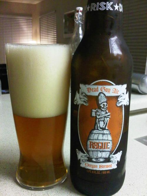20120125 Rogue Dead Guy Ale