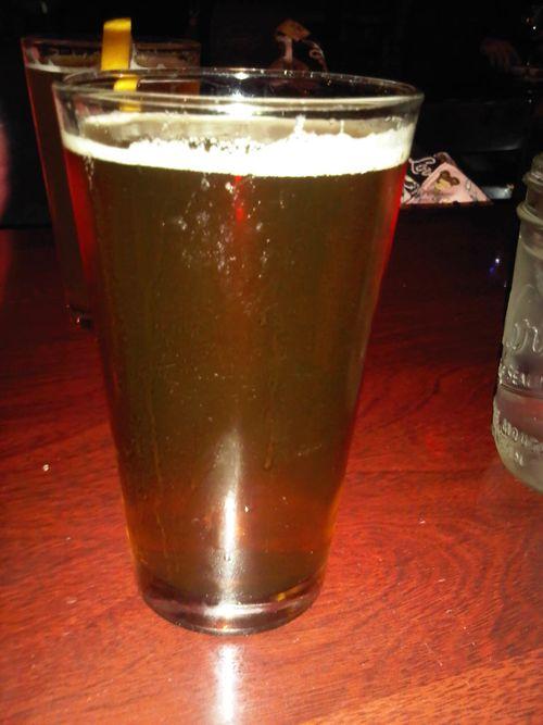 20120112 Auburn Alehouse Red Ale